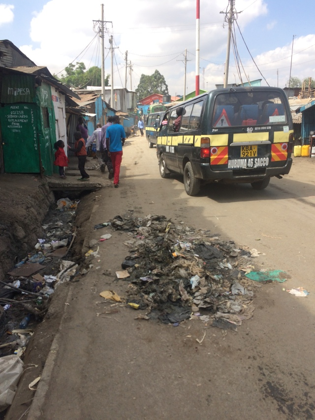 Mathare, Juja Road, Water Shortage, Nairobi County